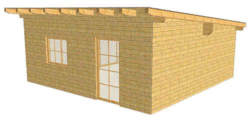 Gartenhauser Und Gartenhutten Zum Selber Bauen Holz Gartenhaus Nach Mass