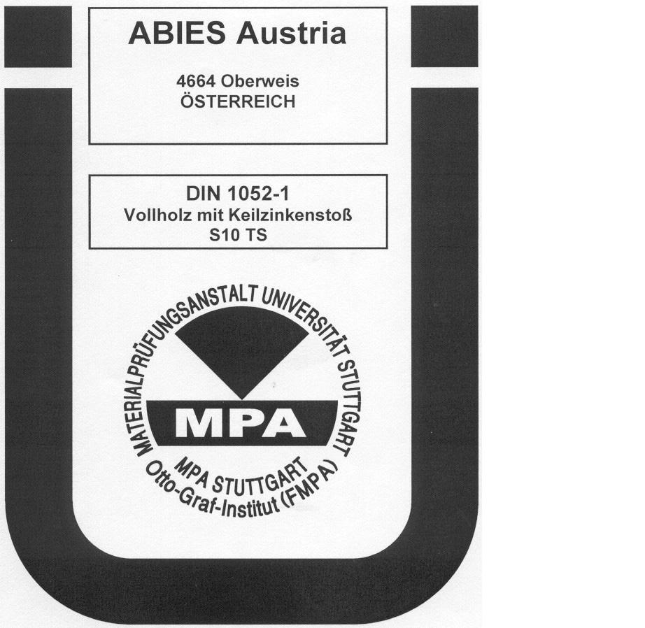 MPA Stuttgart Überwachungszeichen